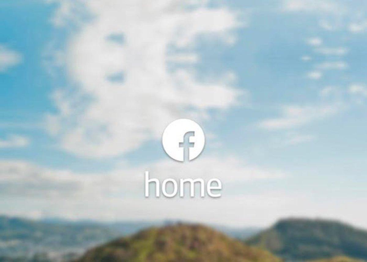 Launcher de Facebook