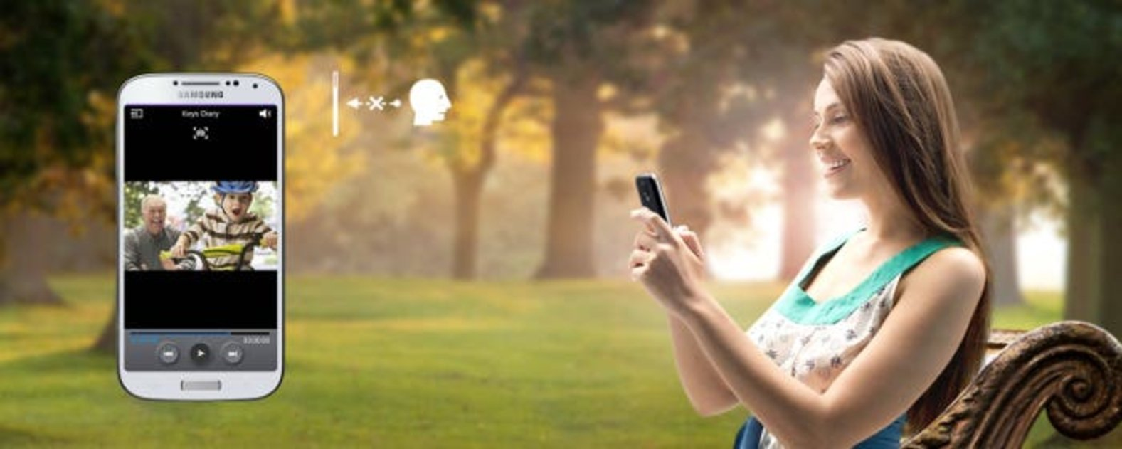 Pausa Galaxy S4