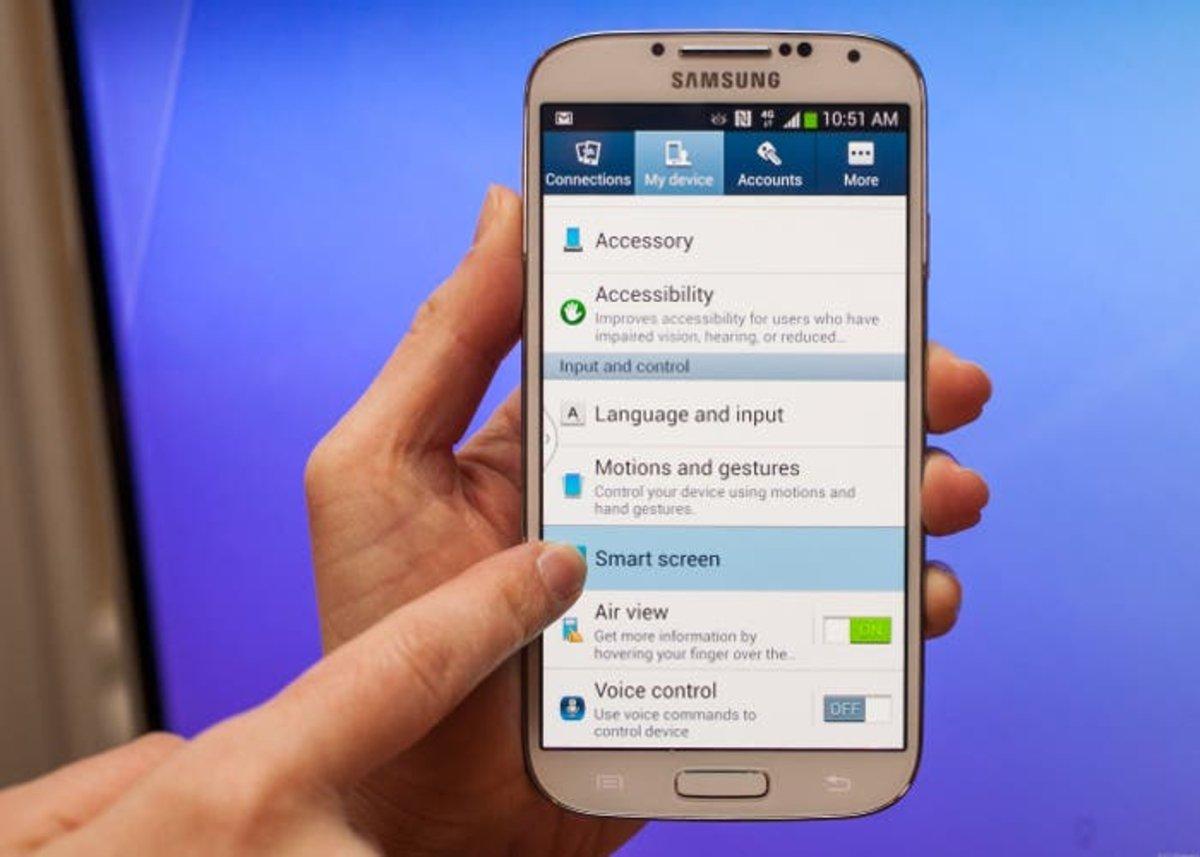 Galaxy S4 Smart