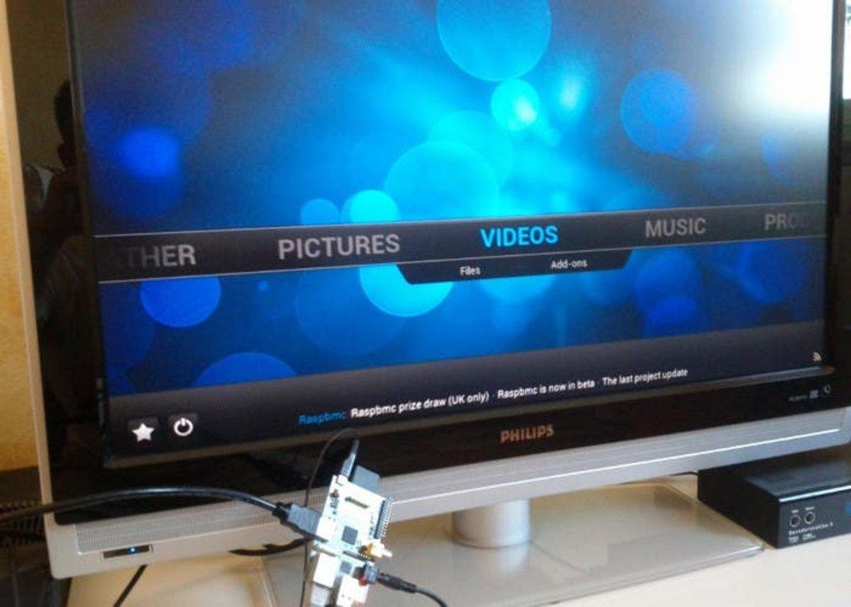 XBMC en tu televisor