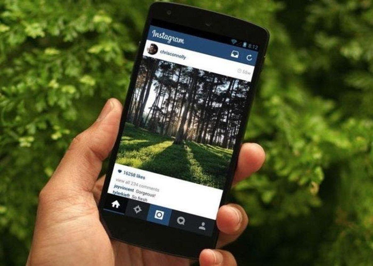 Programa fotos Instagram