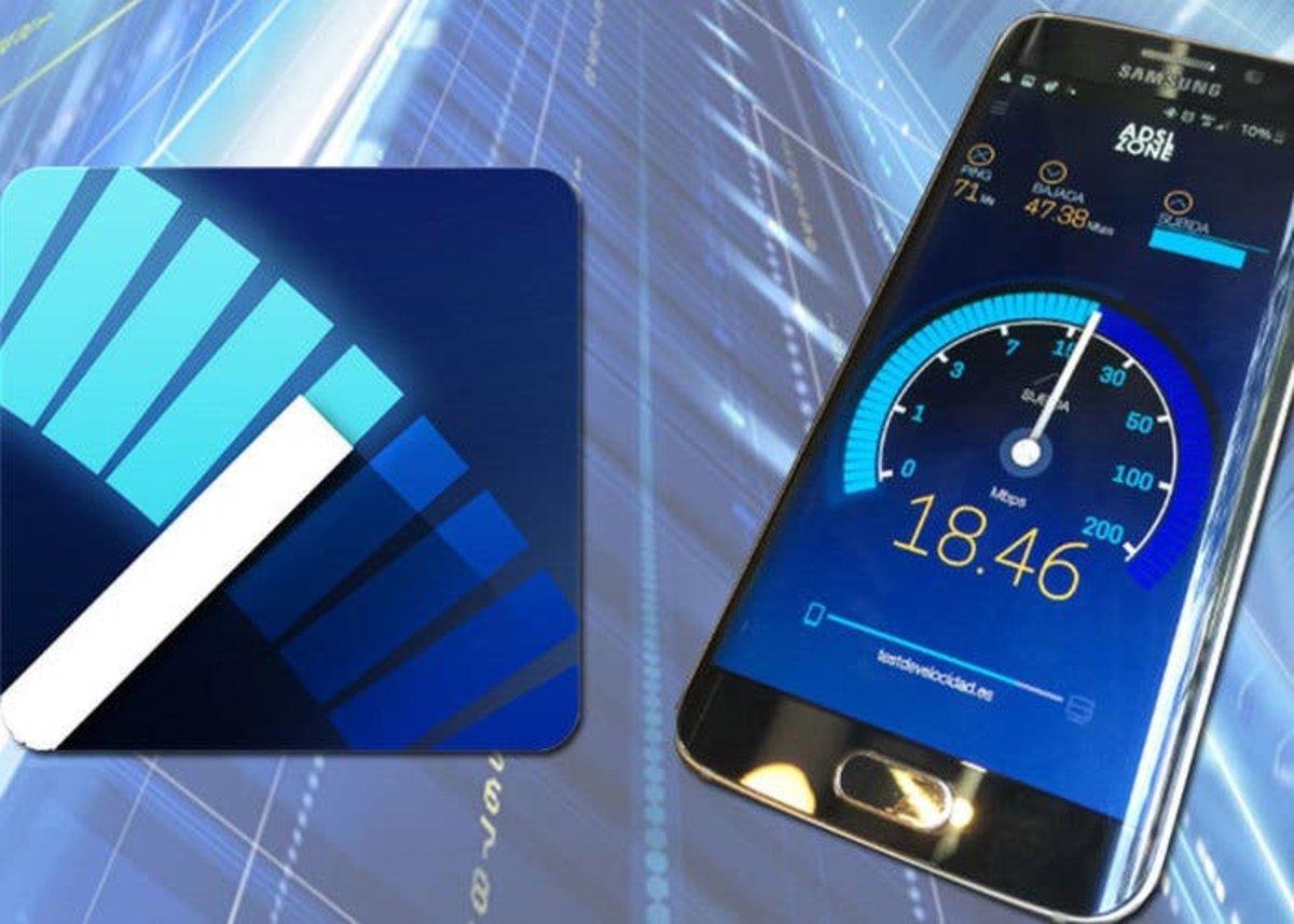 Test velocidad ADSLZone