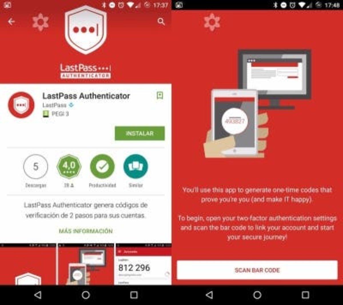 LastPass-authenticator-descarga