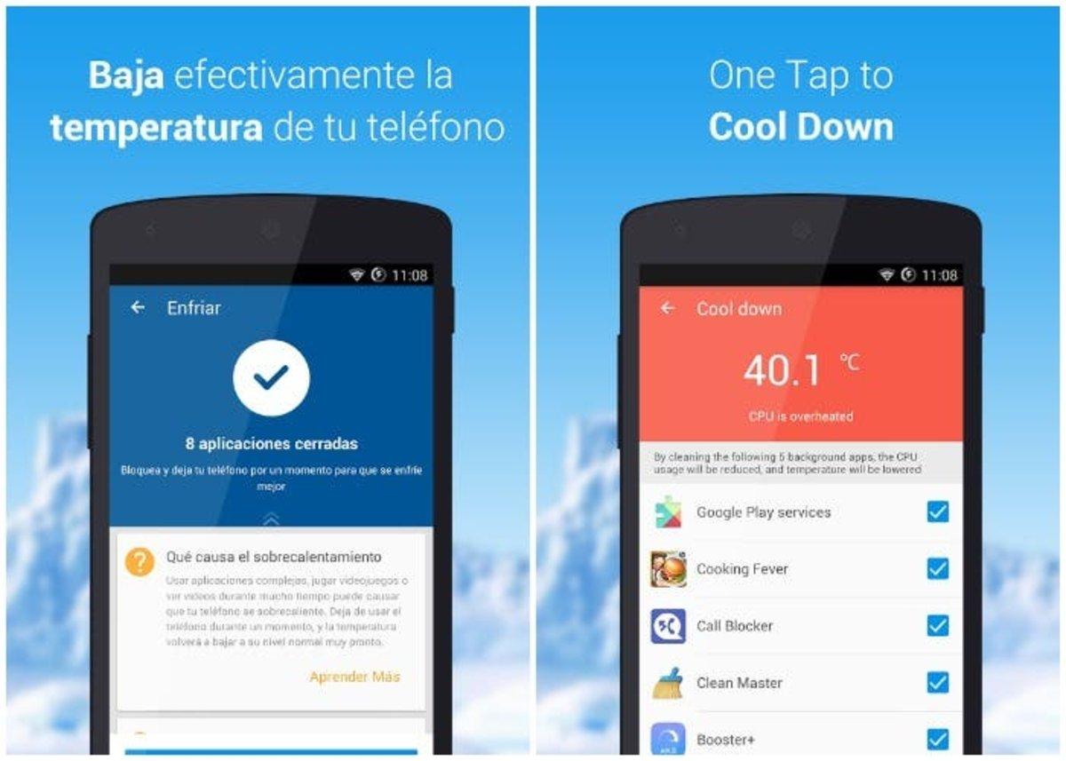 Cooler App