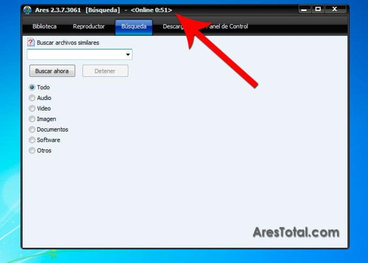 ares_configurar_online