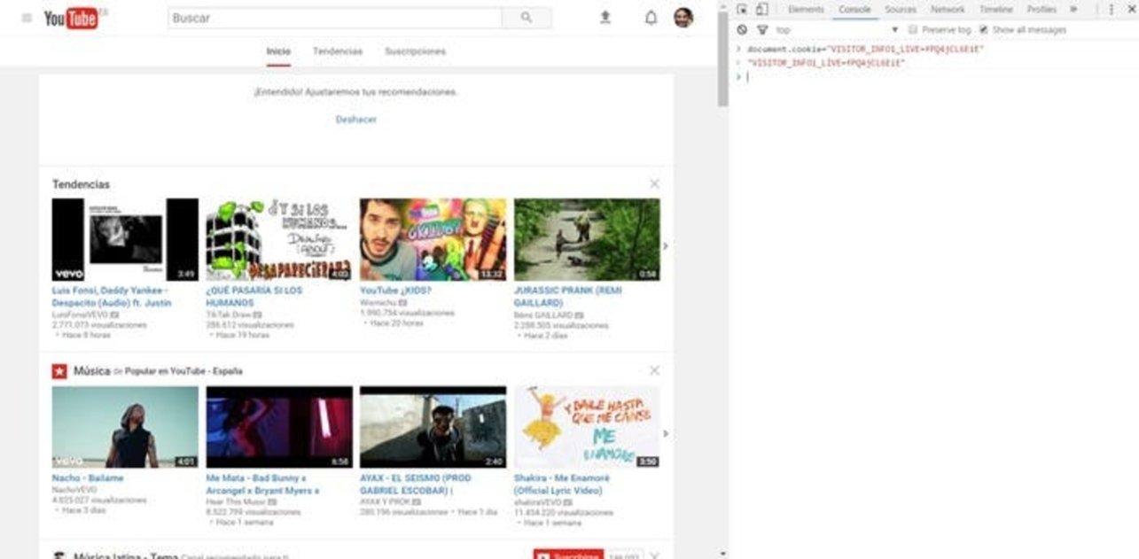 Youtube Negro