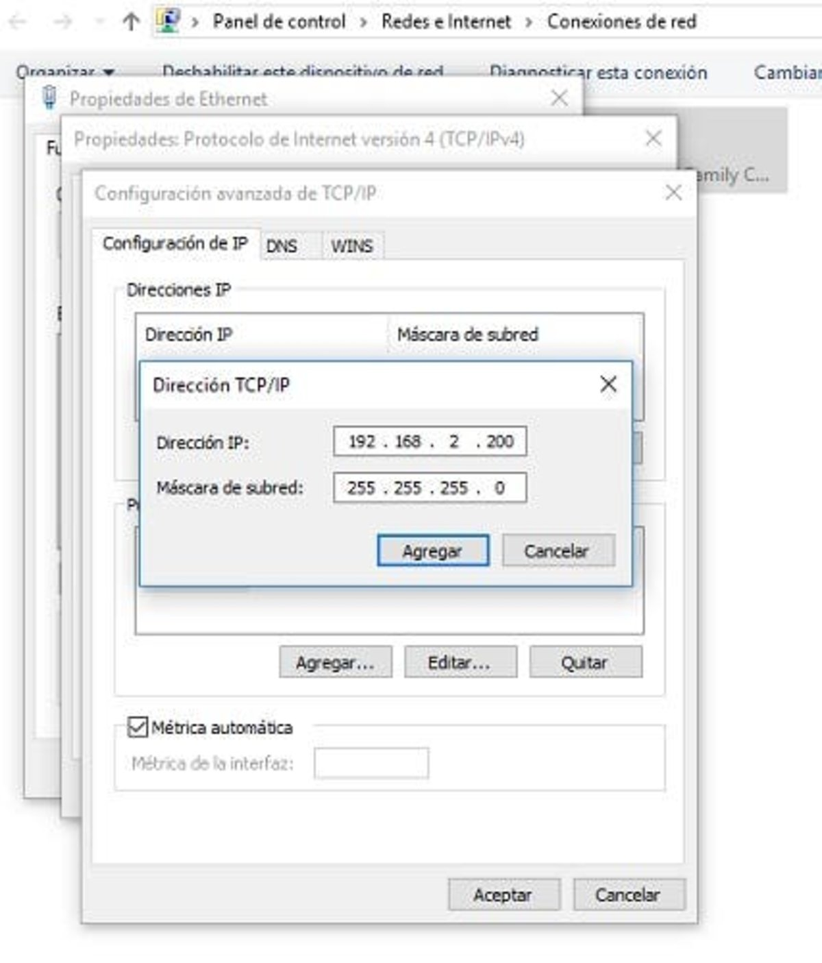 IP Secundaria
