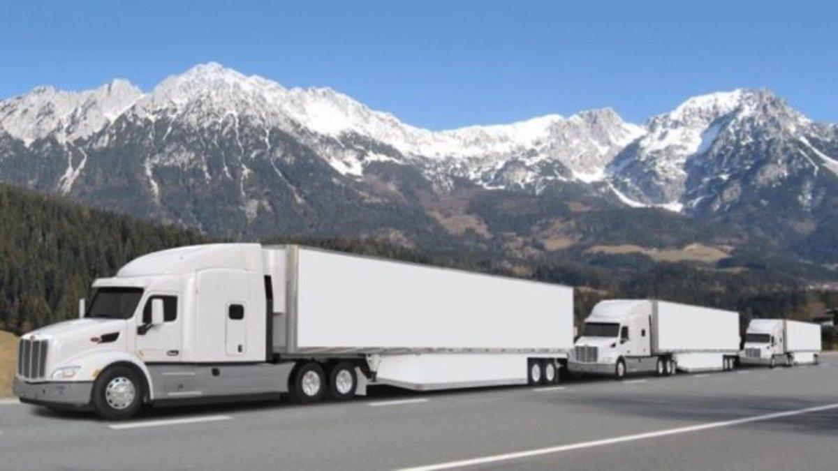 Tesla ya está preparando su propio camión autónomo para el transporte eficiente