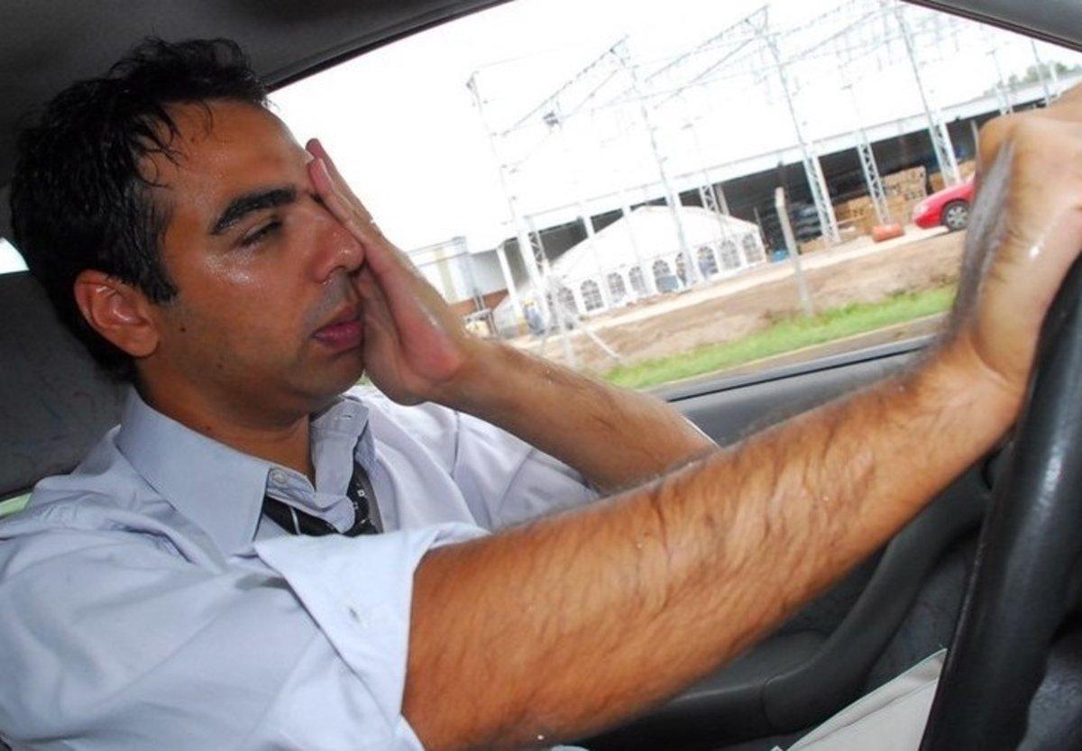 Consejos para combatir el calor en el coche