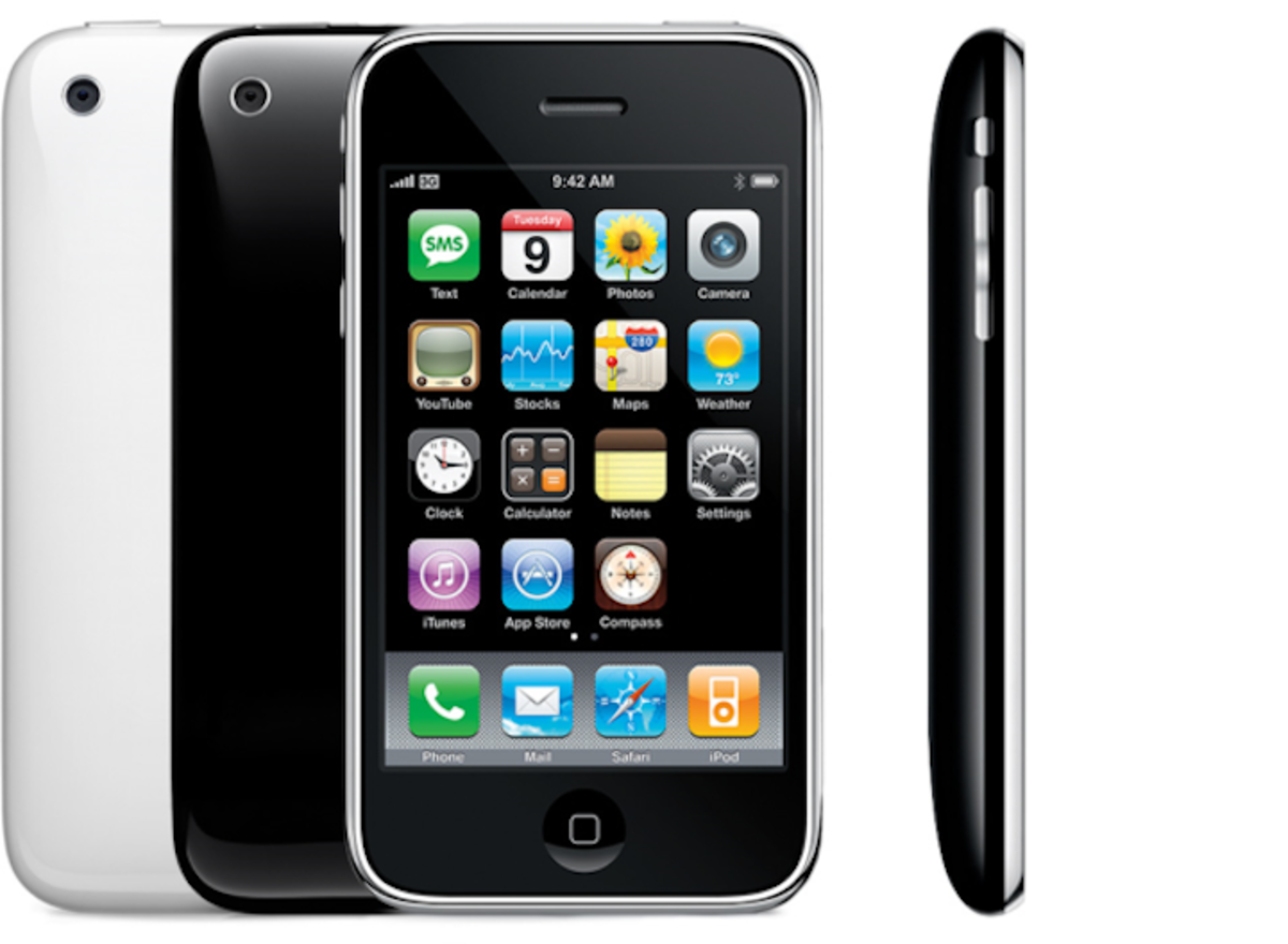 Del primer iPhone al iPhone X: así ha evolucionado el smartphone de Apple