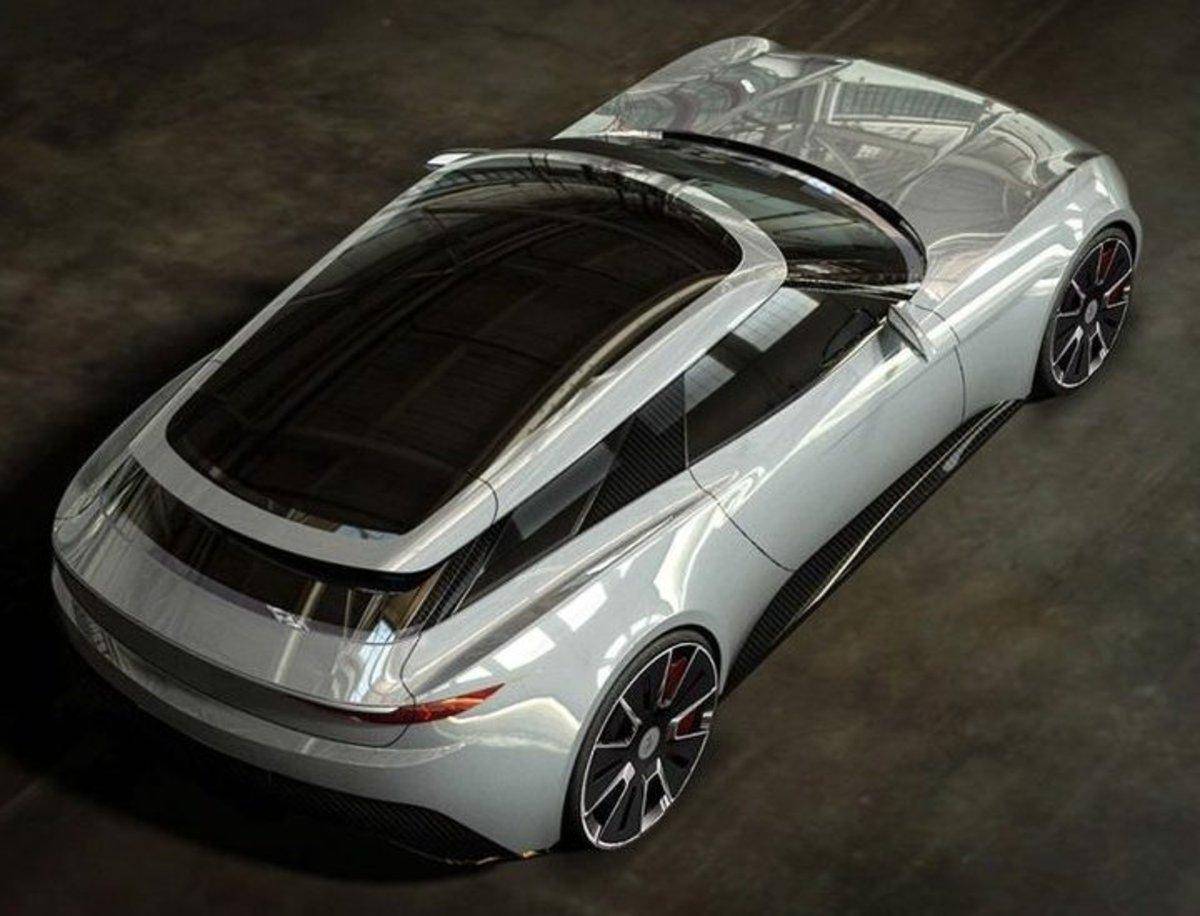 Alcraft GT, el compacto eléctrico más potente del mundo