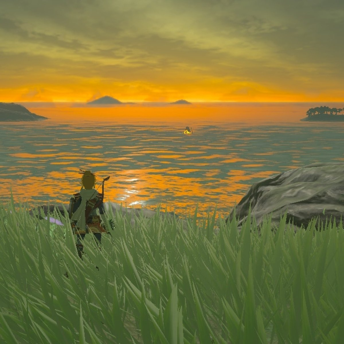 5 razones por las que Breath of the Wild es el mejor juego de la historia para EDGE