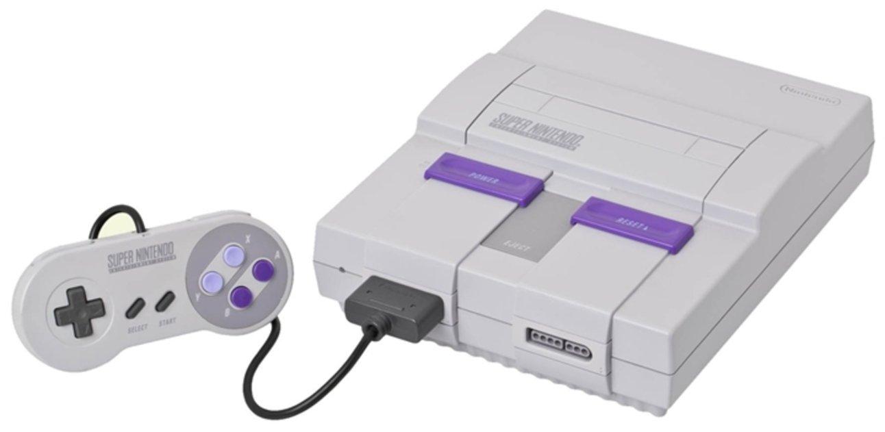 Esto es todo lo que tienes que saber sobre la SNES Classic Edition