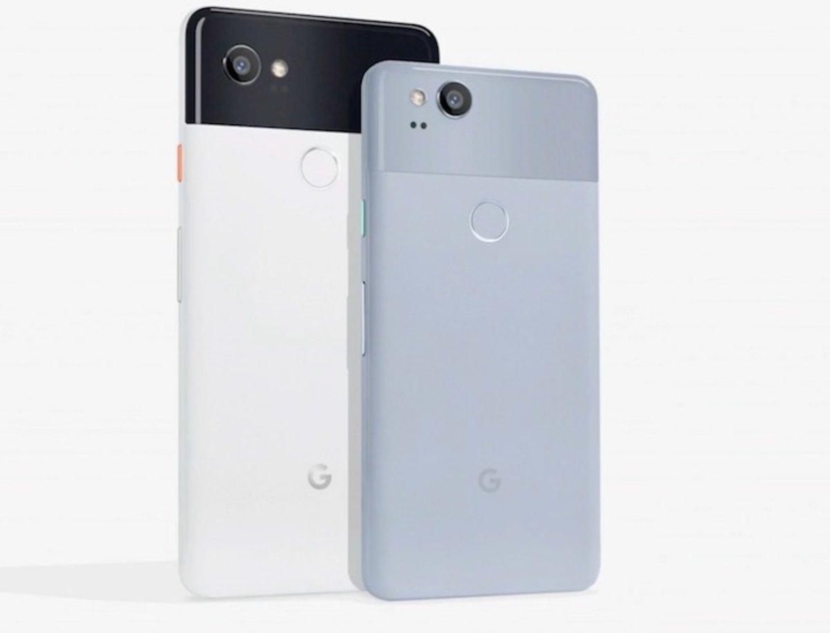 Nuevos Google Pixel 2 y Google Pixel 2 XL: características, precio y toda la información