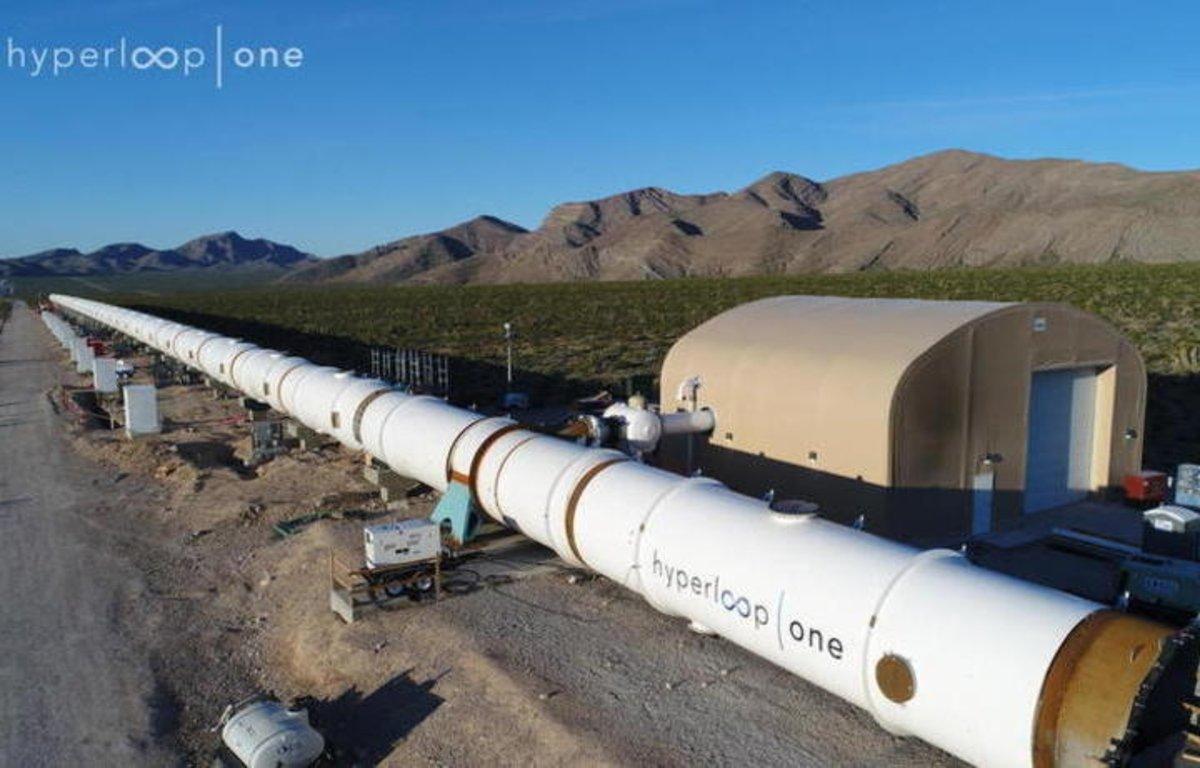 Adiós Hyperloop One, hola Virgin Hyperloop One, ¿a qué se debe esta nueva denominación?