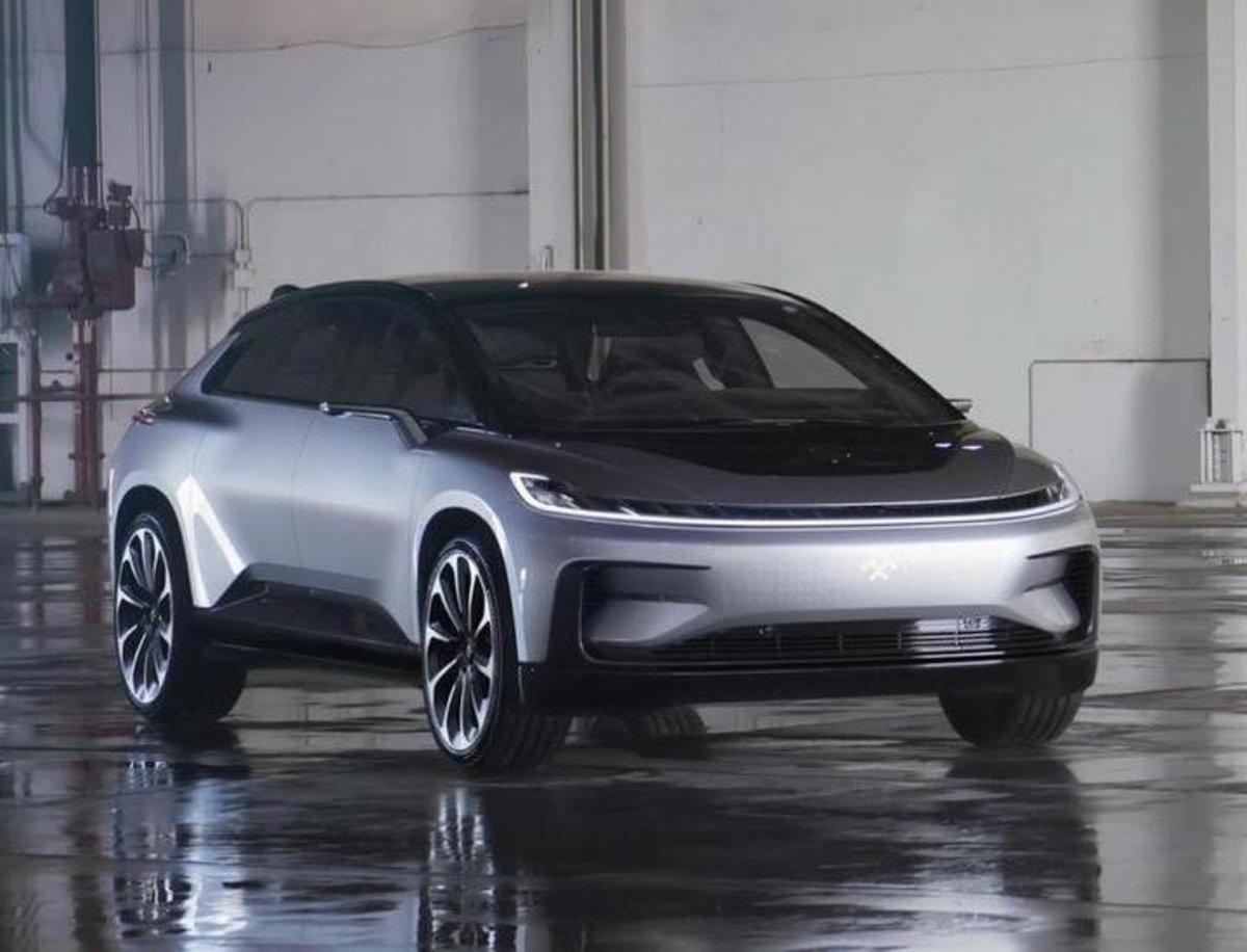 Faraday Future es una bomba de relojería, se desvanece el sueño del coche eléctrico