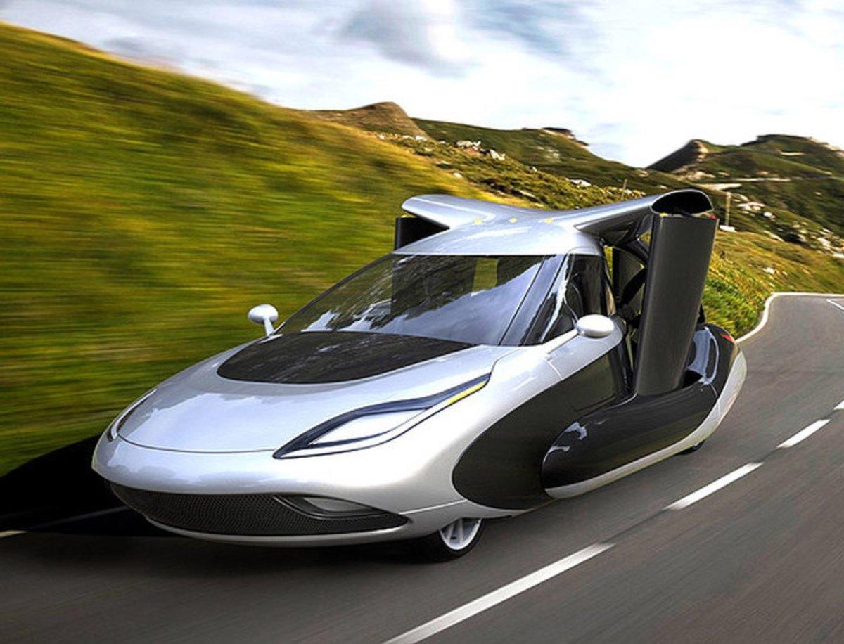 ¿Imaginas un coche volador firmado por Volvo? Podría ser una realidad muy pronto