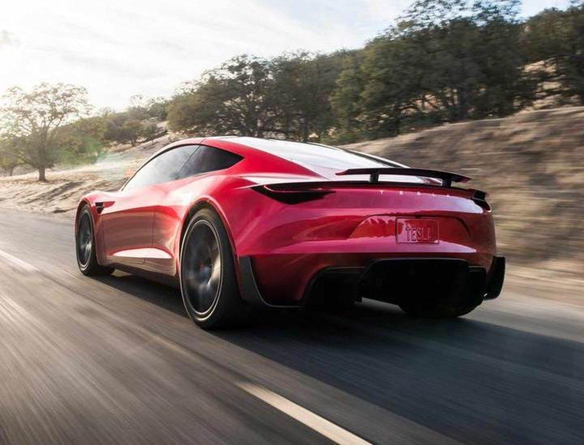 El Tesla Roadster tendrá margen de mejora gracias a SpaceX
