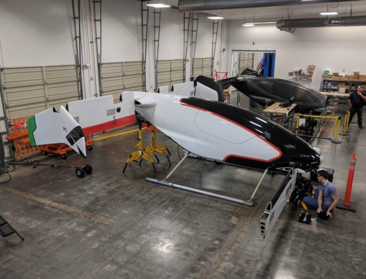 Airbus avisa, su coche volador llamado Vahana estará listo a finales de este año