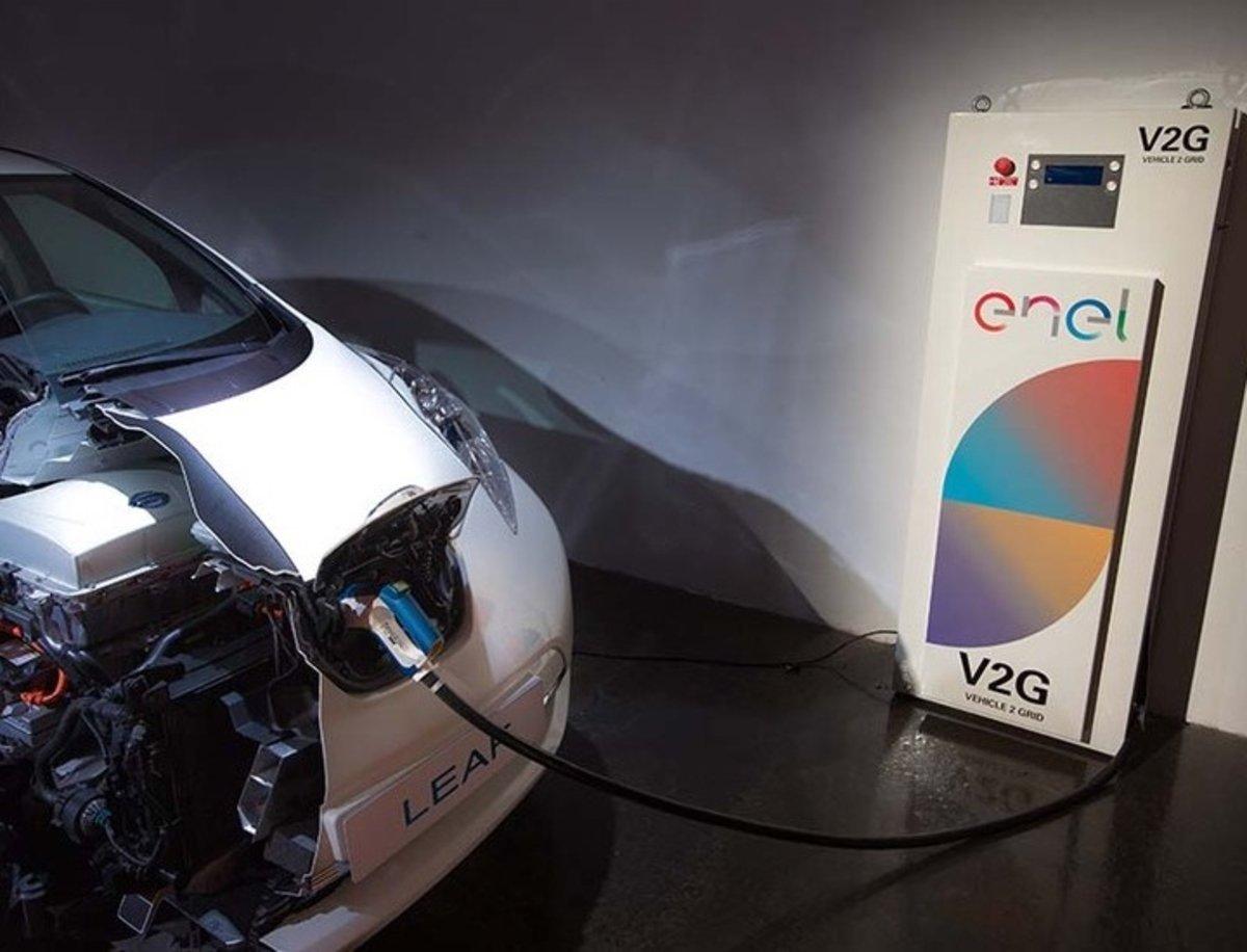 ¿Ganar dinero con nuestro coche eléctrico? La tecnología V2G tiene la clave