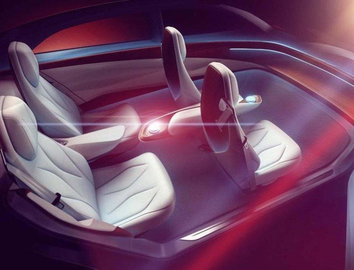 Estas son las claves del I.D. VIZZION, la próxima berlina eléctrica de Volkswagen