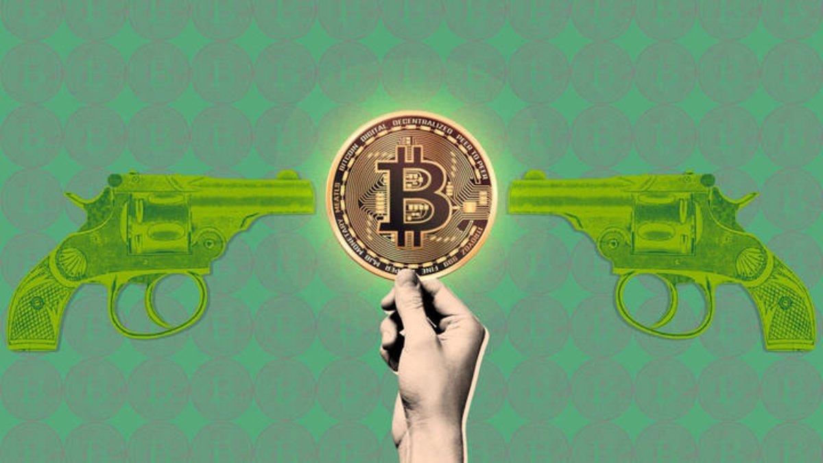 Los ladrones de bitcoins ya emplean la violencia real para robar criptomonedas