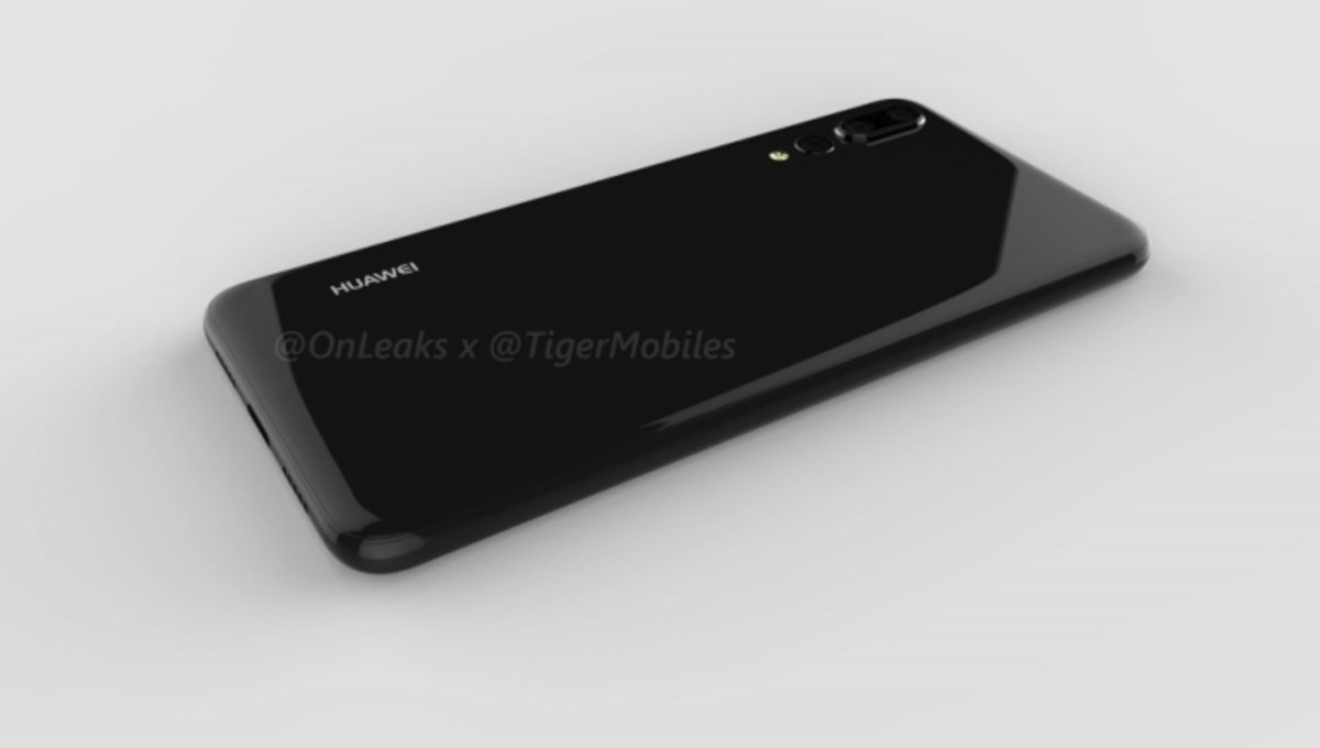 Todo lo que sabemos sobre el futuro Huawei P20