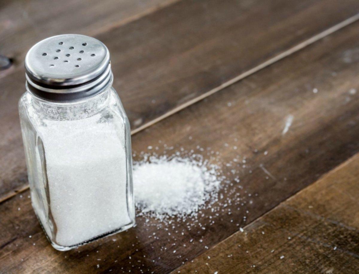 La sal y su peligroso efecto sobre tu cerebro