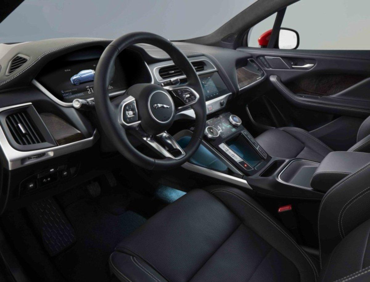 Así es el nuevo Jaguar I-Pace, el primer eléctrico de la marca del felino