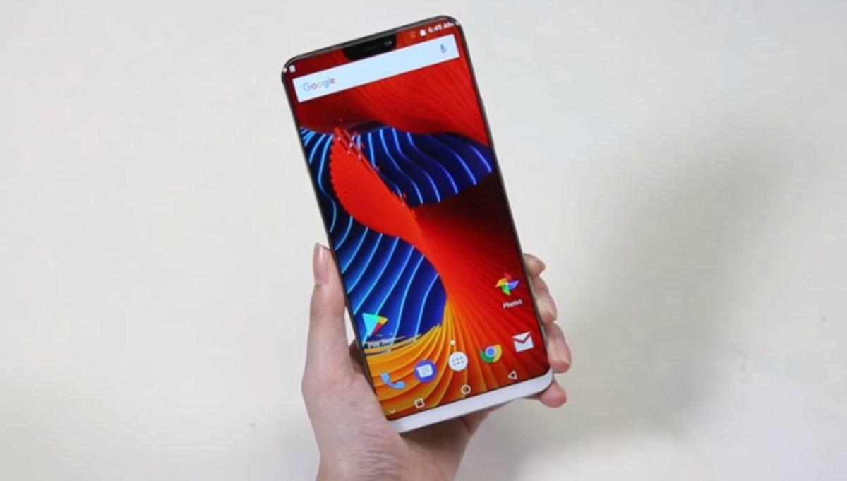 Estos son los smartphones con menos marcos