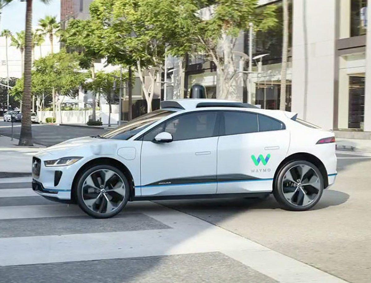Waymo llega un acuerdo con Jaguar, comprará hasta 20.000 unidades del I-Pace