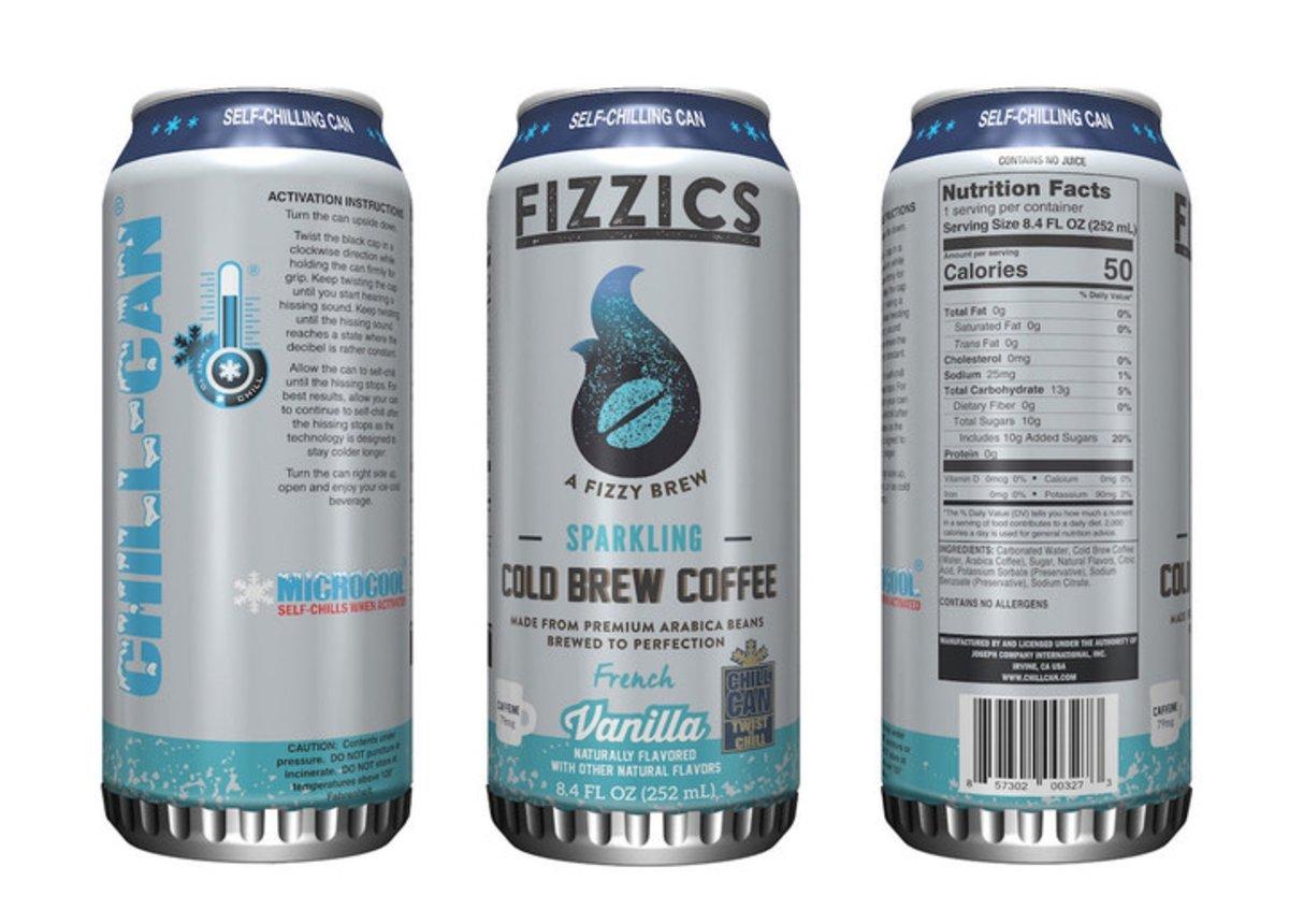 Latas autorrefrigeradas: así es el invento que hará que pagues el doble por un refresco