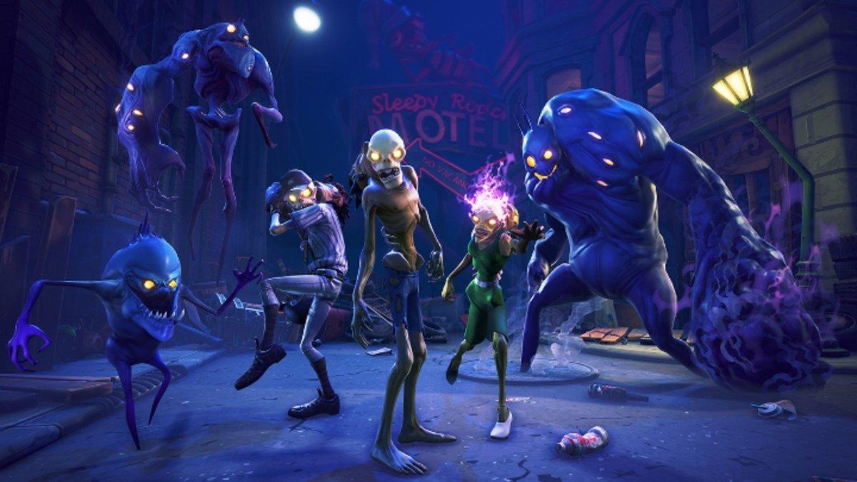 Fortnite promete un montón de novedades con su cuarta temporada