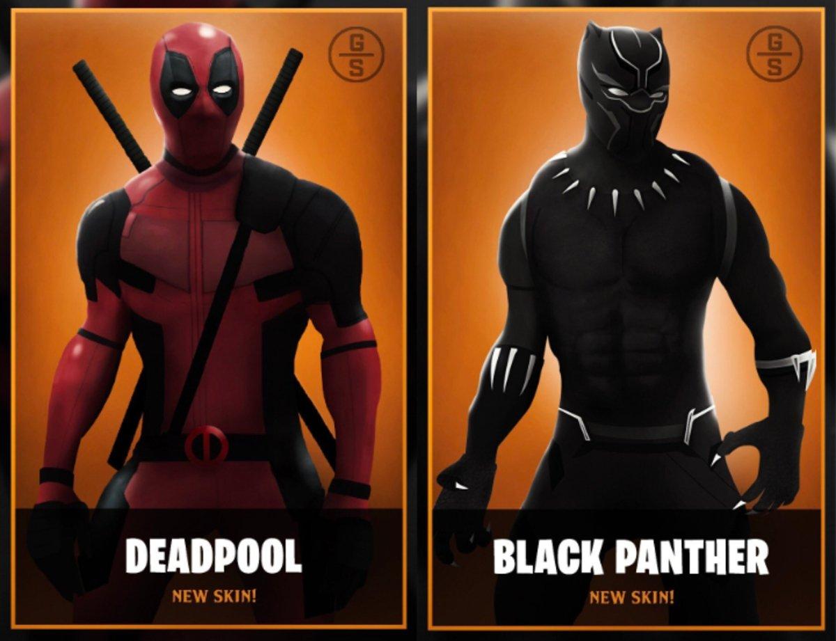 Así son los increíbles trajes de superhéroes de la 4ª temporada de Fortnite, ¿los quieres?