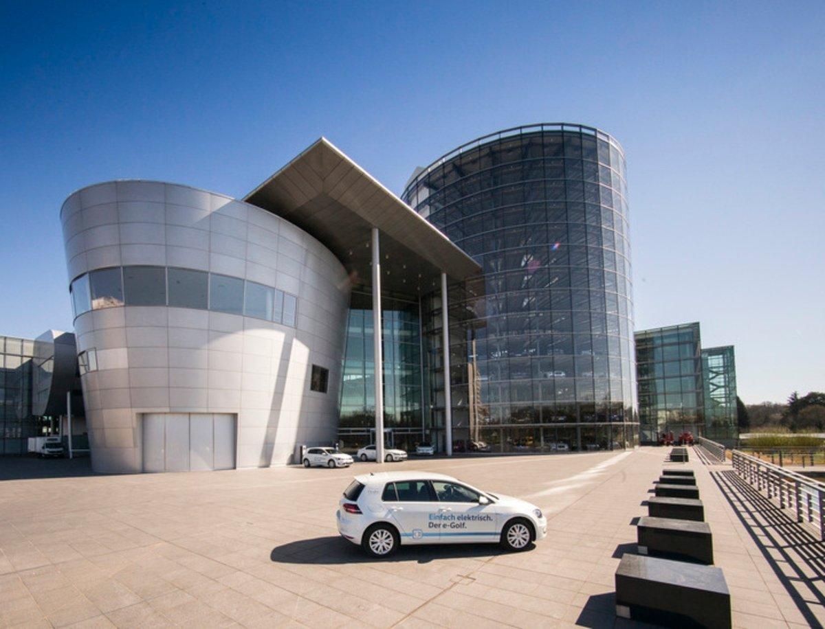 Así es la fábrica de Volkswagen en Dresde, el lugar donde cobra vida el e-Golf