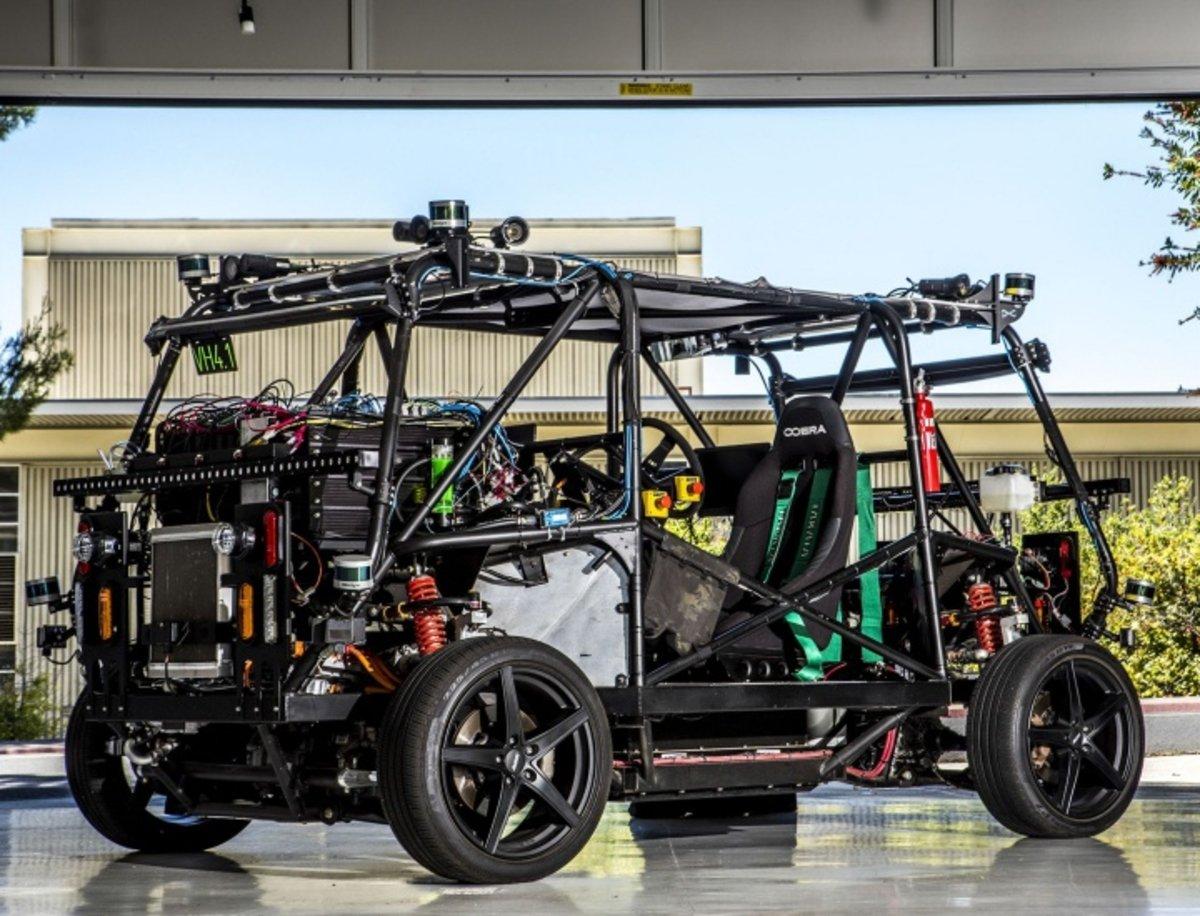 El taxi robot que podría acabar con Uber, Cabify y el sector tradicional