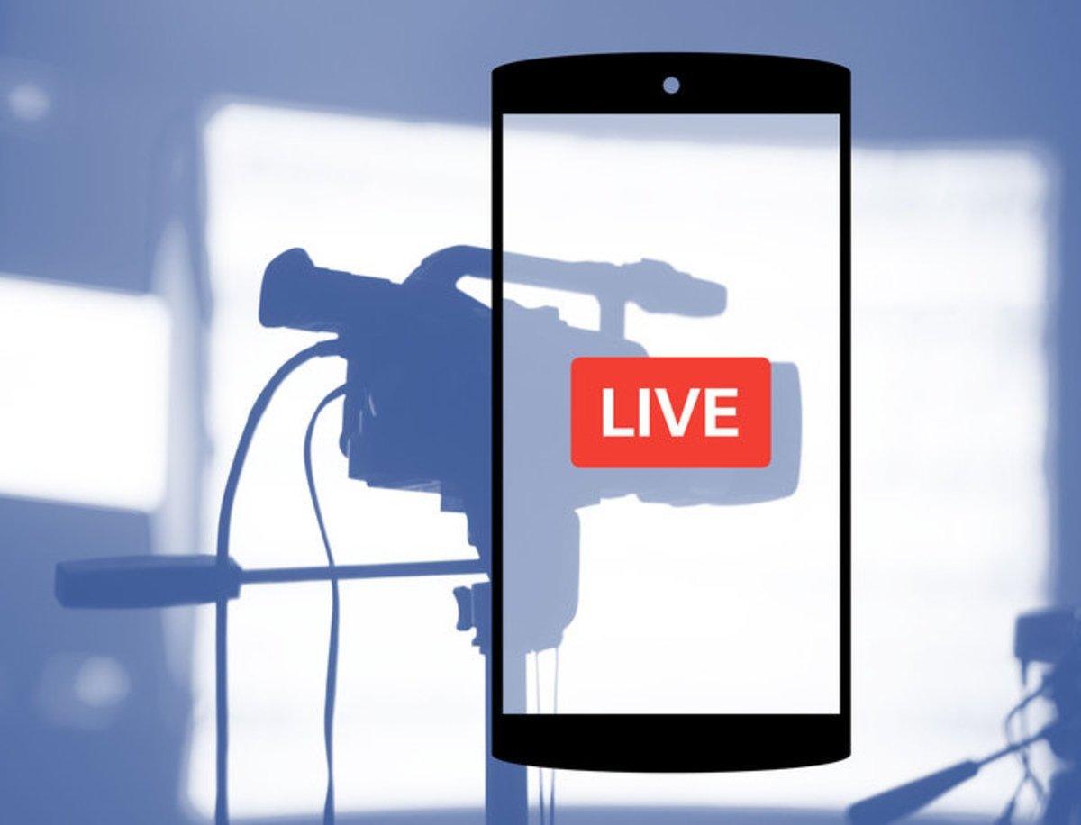 Cómo pretende competir Facebook contra plataformas de vídeo como YouTube o Twitch