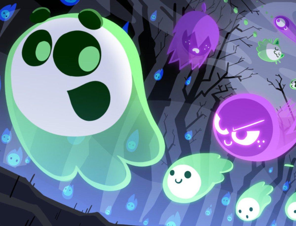 Google lanza su primer juego multijugador como Doodle para Halloween