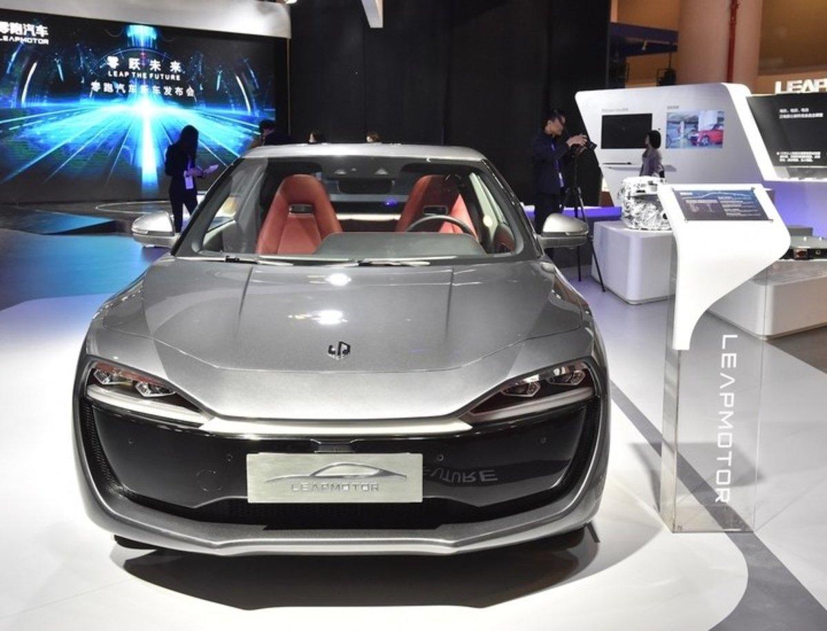 Leap Motor, el nuevo fabricante de coches eléctricos con mucho capital