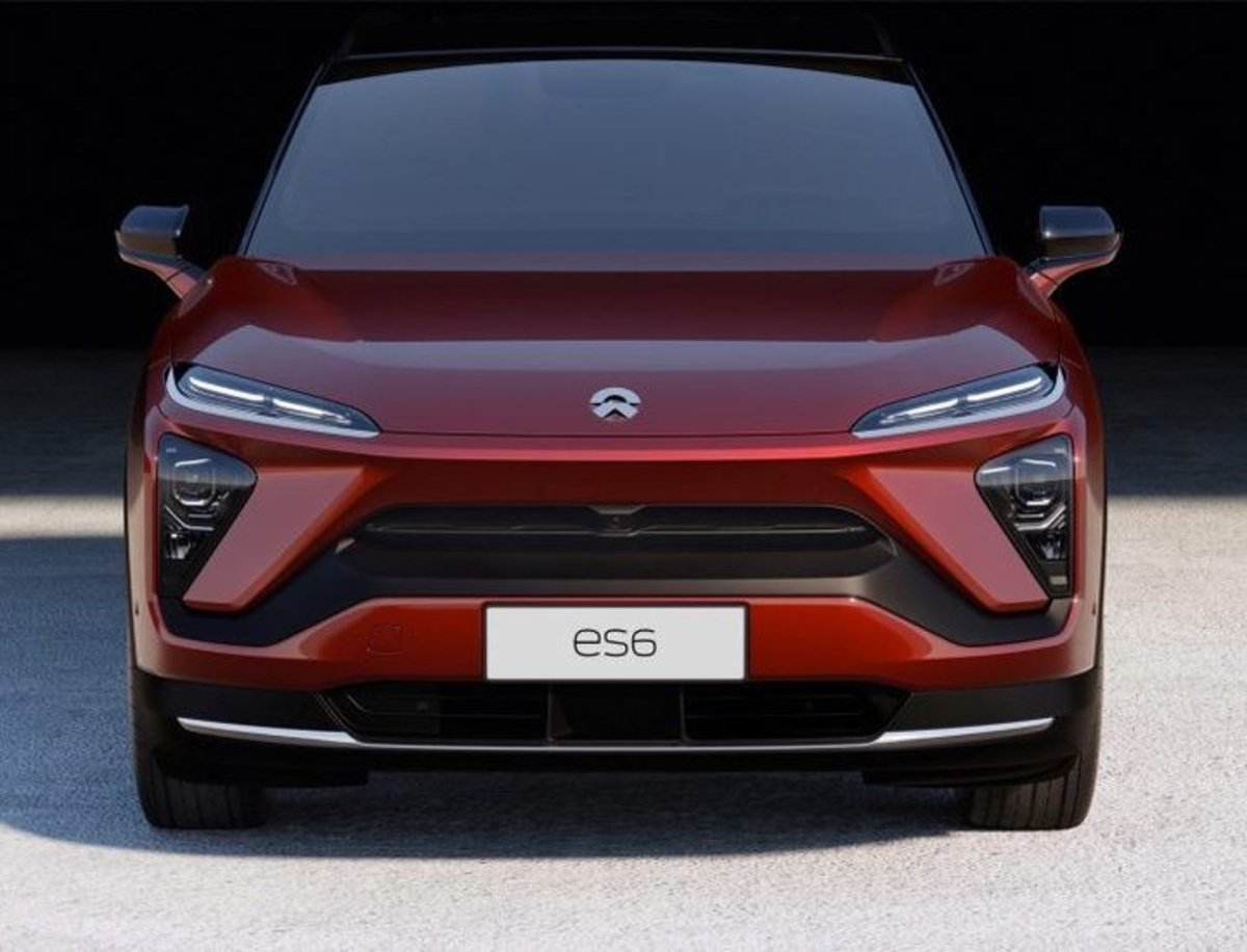 NIO ES6, así es el espectacular SUV que atacará un segmento más generalista