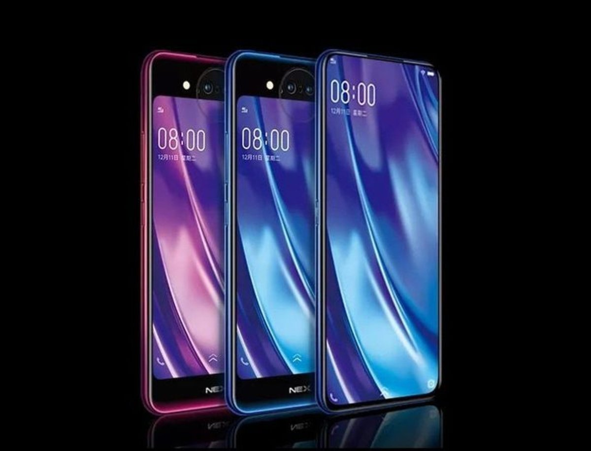 Vivo Nex Dual Display Edition, así es el smartphone que ha roto todos los esquemas