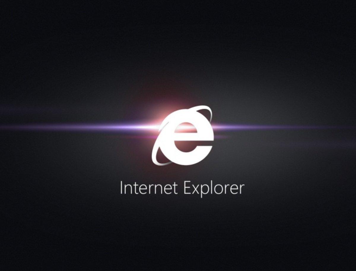 Microsoft no te recomienda el uso de Internet Explorer