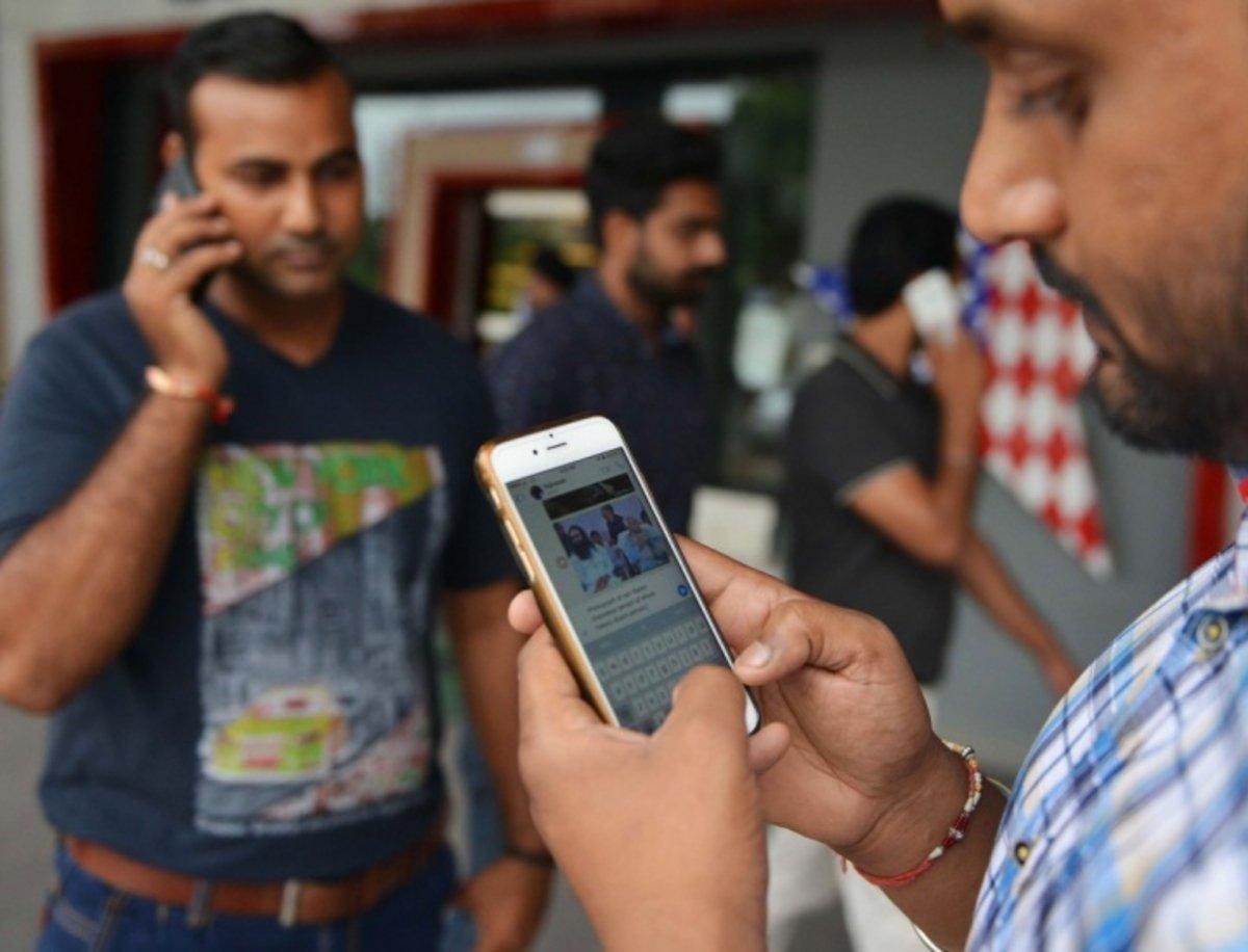 India adquirió más teléfonos móviles que EEUU en 2019