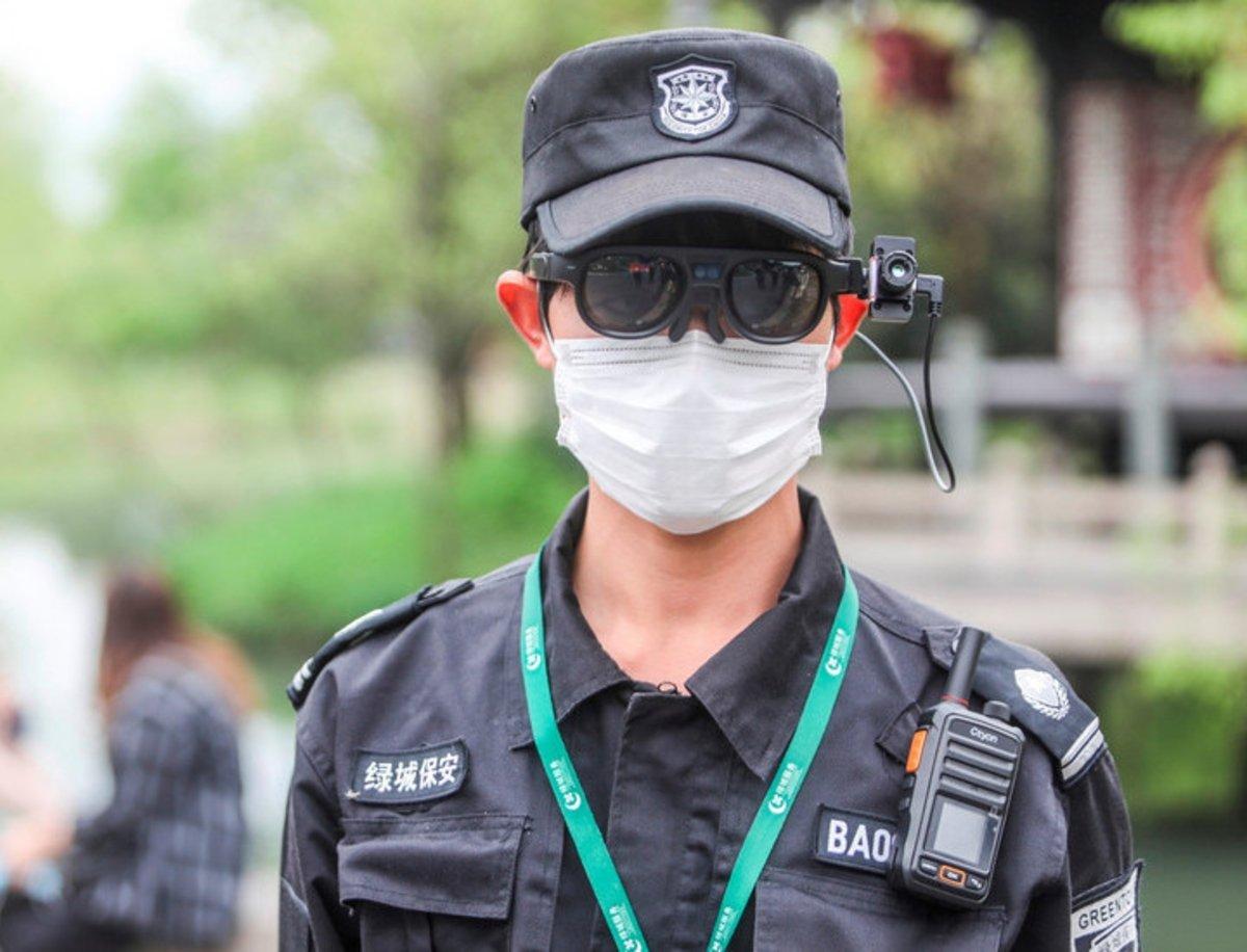 Crean unas gafas para detectar personas con fiebre alrededor nuestra