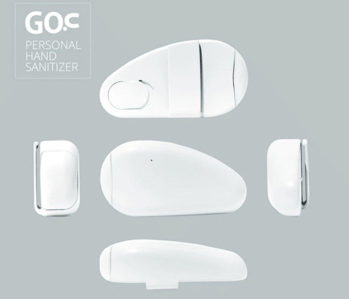 Crean un desinfectante de manos portátil para evitar contagiarse de Covid-19