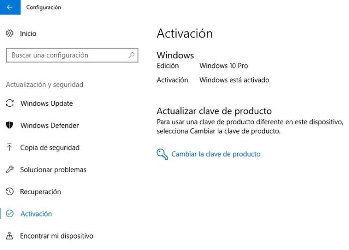 Activar Windows desde CMD