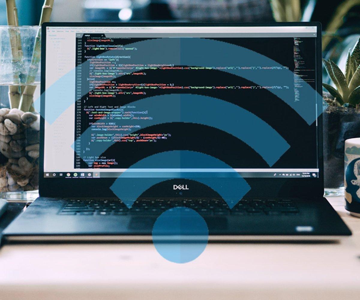 Cómo asegurarte de que la potencia WiFi de tu portátil está al máximo