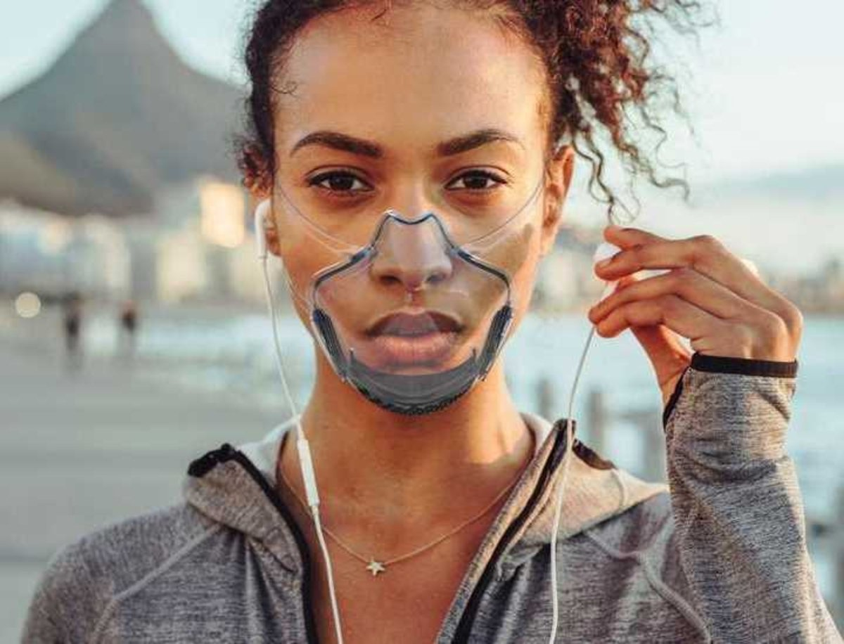 Mascarilla LEAF, la opción que permitirá volver a mostrar el rostro en tiempos de Covid-19