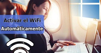 Cómo activar el WiFi automáticamente en Windows 10