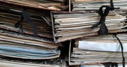 Tus documentos estarán organizados con esta selección de carpetas clasificadoras